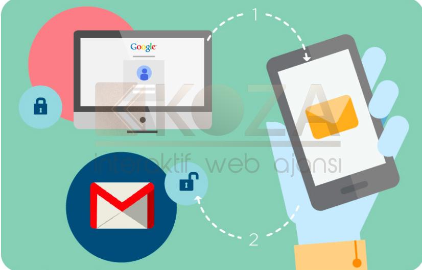 Gmail ikili kimlik doğrulama