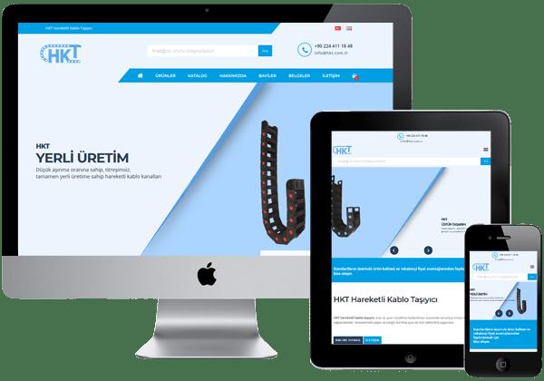 HKT Kurumsal Web Tasarım